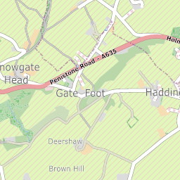 Huddersfield guide - information, travel, places to go